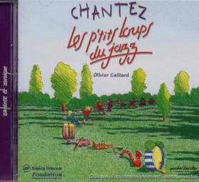 Chantez les p'tits loups du jazz : les play-back des P'tits loups | Les p'tits loups du jazz