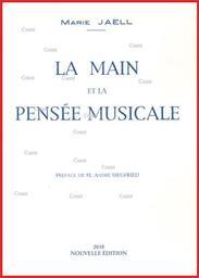 La main et la pensée musicale   Jaëll, Marie (1846-1925)