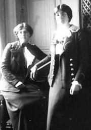 Lili et Nadia Boulanger |