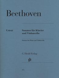 Sonaten für Piano und Violoncell | Beethoven, Ludwig van (1770-1827)