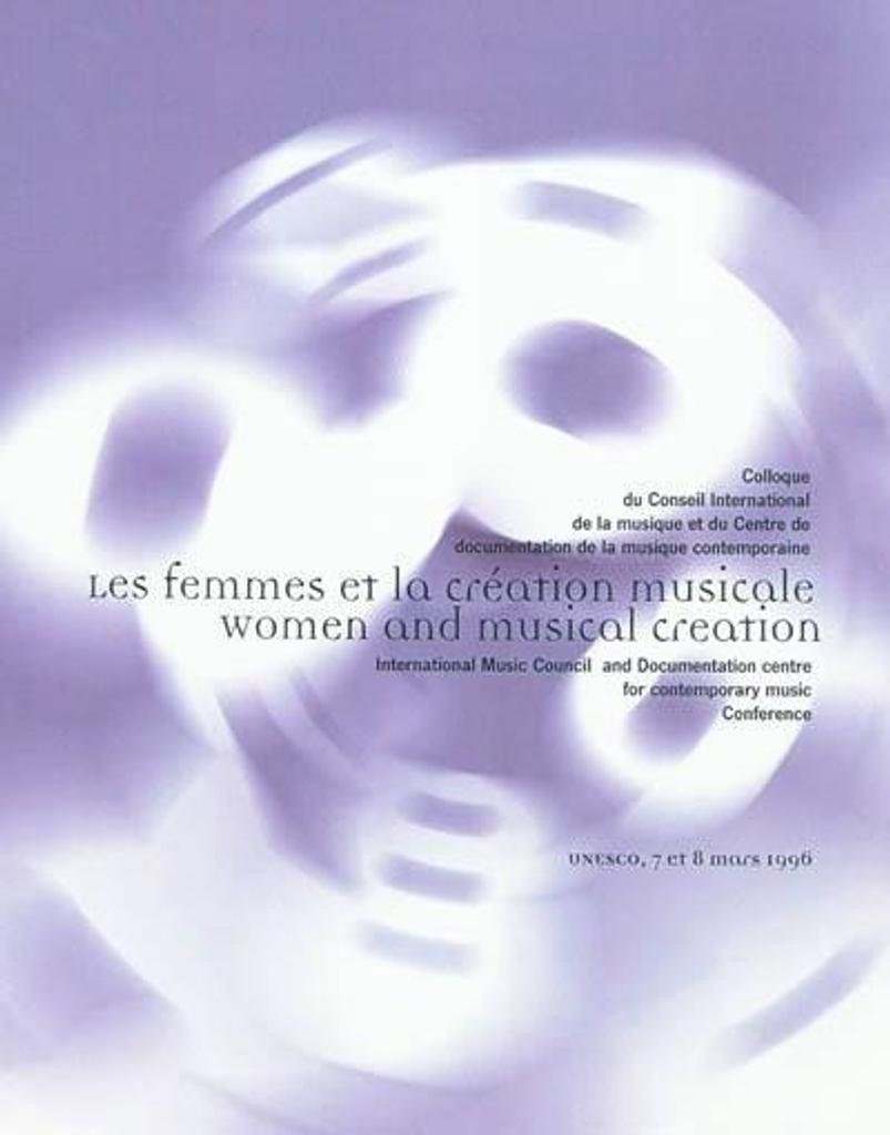 Les femmes et la création musicale |