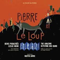 Pierre et le loup et le jazz | Prokofiev, Serge (1891-1953). Auteur