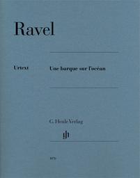 Une barque sur l'océan | Ravel, Maurice (1875-1937)