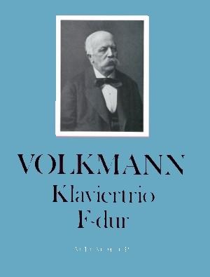 Trio in b-moll op. 5 für Klavier, Violine und Violoncello | Volkmann, Robert (1815-1883)
