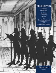 Coriolan-Ouvertüre für Holzbläserquintett | Beethoven, Ludwig van (1770-1827)