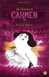 Le fantôme de Carmen | Créac'h, Pierre (1977-....). Auteur