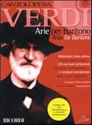 Arie per baritone | Verdi, Giuseppe (1813-1901)