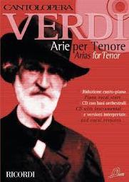 Arie per tenore | Verdi, Giuseppe (1813-1901)