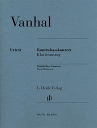 Kontrabasskonzert | Vanhal, Johann Baptist (1739-1813)