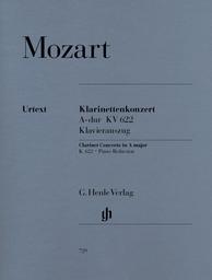 Klarinettenkonzert A-dur KV 622 | Mozart, Wolfgang Amadeus (1756-1791)