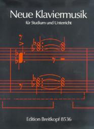 Neue Klaviermusik für Studium und Unterricht |