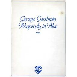 Rhapsody in blue : piano | Gershwin, George (1898-1937)