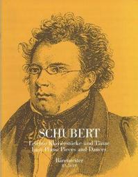 Leichte Klavierstücke und Tänze | Schubert, Franz (1797-1828)