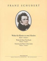 Werke für Klavier zu zwei Händen. Band VII, kleinere Stücke | Schubert, Franz (1797-1828)