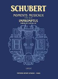 Impromptus : D899 op.90, D935 op. 142 | Schubert, Franz (1797-1828)