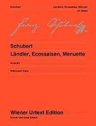 Ländler, Ecossaisen, Menuette | Schubert, Franz (1797-1828)