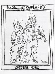 Ragtime : for eleven instruments | Stravinsky, Igor (1882-1971)