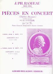 Pièces en concert. Cahier II, concerts 3, 4 & 5 | Rameau, Jean-Philippe (1683-1764)