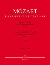 Konzert in Es für Klavier und Orchester KV 482 | Mozart, Wolfgang Amadeus (1756-1791)