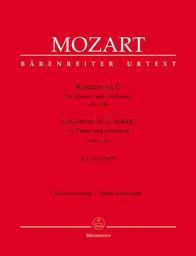 Konzert in C major für Klavier und Orchester KV 415 | Mozart, Wolfgang Amadeus (1756-1791)