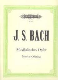 Musikalisches Opfer   Bach, Johann Sebastian (1685-1750)