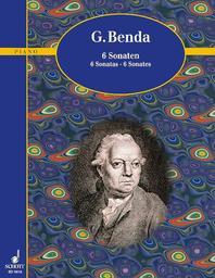 6 Sonaten | Benda, Georg Anton (1722-1795)
