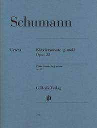 Klaviersonate g-moll Opus 22 | Schumann, Robert (1810-1856)