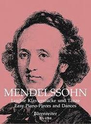 Leichte Klavierstücke und Tänze | Mendelssohn-Bartholdy, Felix (1809-1847)