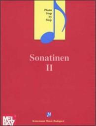 Sonatinen . II | Vanhal, Johann Baptist (1739-1813)