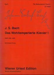 Das Wohltemperierte Klavier. I, BWV 846-869 | Bach, Johann Sebastian (1685-1750)