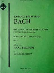 Das Wohltemperierte Klavier. Vol. II   Bach, Johann Sebastian (1685-1750)