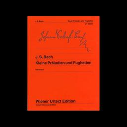 Kleine Präludien und Fughetten | Bach, Johann Sebastian (1685-1750)