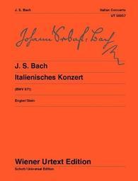 Italienisches Konzert BWV 971 | Bach, Johann Sebastian (1685-1750)