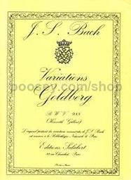 Variations Goldberg BWV 988 | Bach, Johann Sebastian (1685-1750)