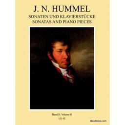 Sonaten und Klavier-Stücke. Band II | Hummel, Johann Nepomuk (1778-1837)