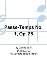 Passe-temps 1 : pour piano | Ballif, Claude (1924-2004)