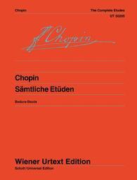 Etudes op. 10 | Chopin, Frédéric (1810-1849)