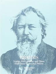 Leichte Klavierstücke und Tänze | Brahms, Johannes (1833-1897)